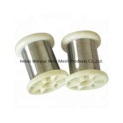 Acero inoxidable SS316 Micro alambre fino 0,02 mm de malla de tejido del filtro de aceite