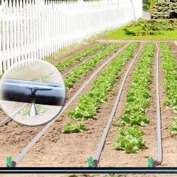 PE 16mm cinta de goteo con emisor plana interior para la granja/Gases de Efecto/Jardín
