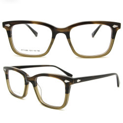 Классический ручной работы ацетат оптические рамы очки, заводская питания оптических кадров (RT1086)