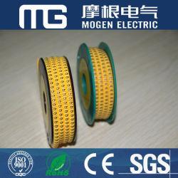 Marqueurs de câble plat et circulaire (PVC)