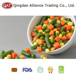 3 смешанных овощей (сахарная кукуруза/моркови/зеленый горох)