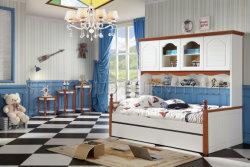 寝室Wardrobe Designs (SZ-BT901)との子供Furniture Single Bed
