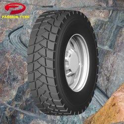 Heavy Duty tous les pneus de camion minier radial de l'acier 11r24.5, 12r22.5, 13r22.5, 12.00r20 pneu pour la mine ou de la construction d'applications de surcharge