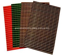 Tabla de bambú estera / Placemat de bambú / Mat Cena