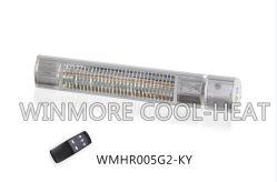 Moda! Aquecedor de banho de infravermelhos magnético (IP65)