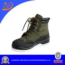 La moda de hombre zapatos de encaje hasta el tobillo vadeando (16252)