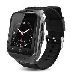 3G GPRSの端HSPA+のRAM 512MB ROM 4GBが付いている人間の特徴をもつスマートな腕時計の電話