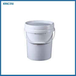 18 de Goedkope Ronde Witte Plastic Verf van de liter/Chemische Emmer/Emmer/Trommel