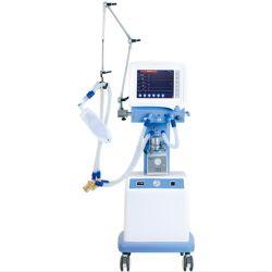 """Medische AdemhalingsVentilator ICU met 10.4 """" Kleurrijke TFT LCD Vertoning"""