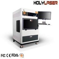 Presente de Natal Máquina de gravura a laser 3D PREÇO DE CRISTAL