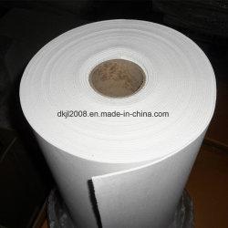 1260 로 열 절연제를 위한 높은 순수한 세라믹 섬유 종이
