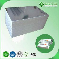 Folha de alumínio revestido a PE populares Papel Kraft