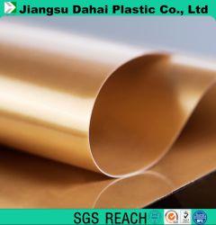 Color dorado para las bolsas de película de PVC impermeable juguetes inflables