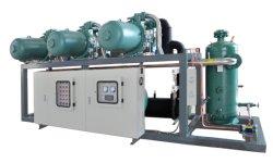 Compressore semiermetico della vite di Bitzer con l'unità del condensatore