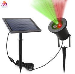 방수 LED 태양 Laser 조경 스포트라이트 빛