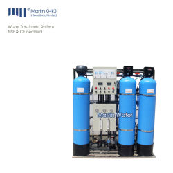 De Apparatuur van het Systeem van de Omgekeerde Osmose van de Filter van het Water van de Behandeling van het Water van de Reiniging van het water