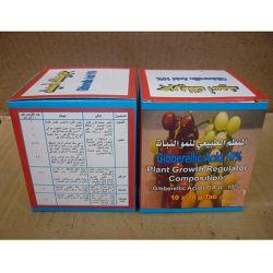 Высокоэффективный агрохимикатов Регулятор роста растений компрессоров с GA3