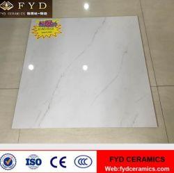 Glacê Global mármore de Carrara azulejos de parede de azulejos do piso Promoção 80*80