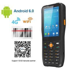 drahtloser beweglicher Handscanner-Handy PDA des barcode-4G/3G/GPRS