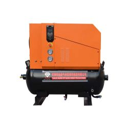 ضغط منخفض VSD مبرد بالزيت بمعدل 5 بار بقدرة 75 كيلووات 3 بار بقدرة 55 كيلووات، و4 بار، و3 بار، و3 بار ضاغط برغي ضاغط الهواء اللولبي الذي يتم تشغيله مباشرةً