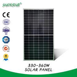 25ans de garantie de stockage de silicium polycristallin panneau solaire avec prix Coppetive