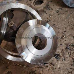 기계 공장 및 금속 가공 단조 플랜지용 단조 부품