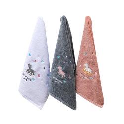 Unicórnio Reservar toalhas de algodão Universos Fadas Little Devil filhos crianças Toalha