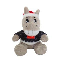 부드러운 봉제 봉제 토이 그레이 도키 2021 새로운 디자인 도매 값싼 동물 인형 크리스마스 선물