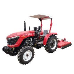 Сельское хозяйство Tracktor 70HP 4WD электрический фермы цена трактора