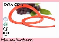 Auto-Peças personalizadas OEM NOK NBR FKM Silicone EPDM HNBR vedações de borracha hidráulico Anéis de Vedação do Anel O Marrom preta 85*105*18mm