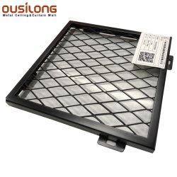 Перфорированная металлическая сетка алюминиевая панель строительных материалов отделки плитки в подвесной потолок