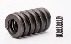 Auto aandrijflijn transmissie spoel compressie torsiespanning spiraalvormige demper Koppelingsdeel plaat deksel veer koppelingsveer