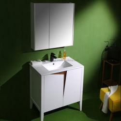 Facile à nettoyer la salle de bain en céramique de gros Cabinet meuble-lavabo du bassin de compteur