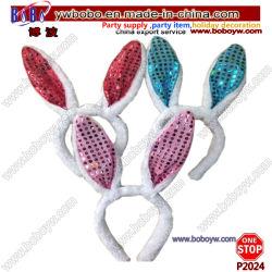 Sèche cheveux à l'Ornement oreilles de lapin bandeau cravate anniversaire Les Cadeaux de Noël Décoration de vacances (P2024)