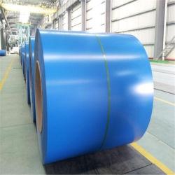 الفولاذ أكستد! CGCC Dx51d Z275 Ral Color Alu Zinc Coated PPGL مطلي مسبقًا ملف الفولاذ Galvalume