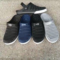 De goedkope Schoenen van de Tuin van Sandals EVA van de Pantoffels van het Strand van de Mensen van de Manier van de Prijs voor de Zomer (HX203-14)