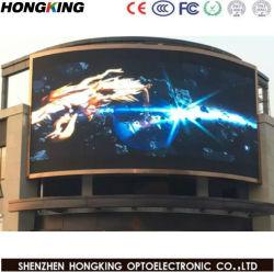 Segno di pubblicità impermeabile esterno di P10 P8 P6 LED