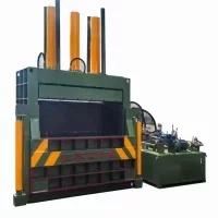 Vertikale hydraulische Aluminiumlegierung-Ballenpreßmetallpresse-emballierenmaschine des Schrott-Y82-160