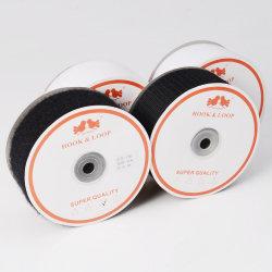 Hersteller OEM und ODM 100% Nylon Haken und Schlaufe Befestigungsband Kabelbinder für Bekleidungszubehör