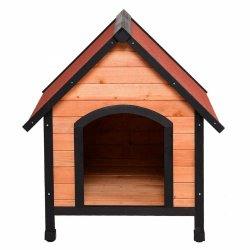كل ذلك في غرفة واحدة خشبية خارجية تحتوي على غرفة الحيوانات الأليفة Shelter Dog منزل خشب كلب رخيصة كينلز