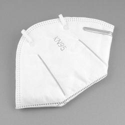 Maschera di protezione respiratoria dell'aria della polvere di strato 99% di sicurezza 5 certificata