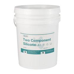 Hoher thermischer leitender elektrischer Potting-Silikon-Gummi