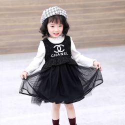 شتاء بنات أسلوب جديدة, صغيرة رائحة ريح [سوندرسّ], [هيغقوليتي] أطفال شتاء ثوب. أطفال لباس. بنت ثوب. أطفال ملابس