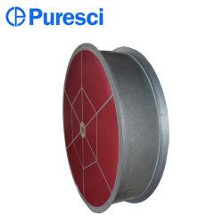 Dessecante de sílica gel de alto desempenho com o flange da roda aplicada à indústria a desumidificação