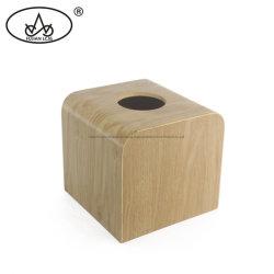 Quadro pequeno Homeware feitos à mão guardanapos lenços de madeira ecológica