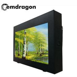 Android LCD-Ad-Player Air-Cooled Horizontaler Bildschirm Wand Hängend für Außenwerbung Maschine-2 55 Zoll tragbares CCTV LCD-Monitortestgerät für den Außeneinsatz Totem LCD