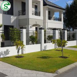 Edge décoratifs de protection/Jardin/Piscine/résidentiel Balcon Chambre galvanisé Clôture à revêtement poudré