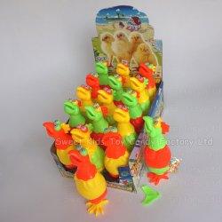 Screaming coq jouet avec des bonbons dans les jouets (131140)