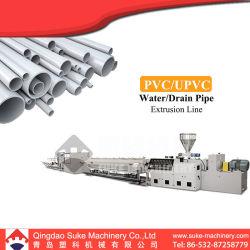 L'extrusion de tuyau en PVC Making Machine avec la CE, l'ISO
