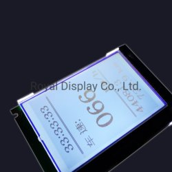 Modulo del display a cristalli liquidi dell'affissione a cristalli liquidi di 240*160 FSTN/Stn